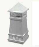 European Knight Ii Square Freedom Gray Pot