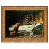 29X23 Death Of Cleopatra 1874