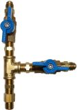 2 Appliance Fittings and Shut-off for 2Stage Regulator