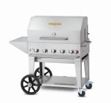 """36"""" Mobile Grill Package - Propane"""