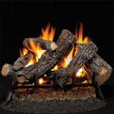 "Superior 18"" Arlington Oak 5 pc. Vented Round Log Set- LOGS ONLY"