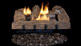"""24"""" Price Point Vent Free Gas Log Set w/VD1824 Manual Burner - NG"""