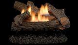 "Superior 18"" Crescent Hill VF Gas Log Set w/VD1824 Manual Burner - NG"
