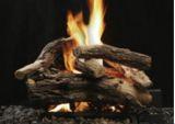 48,500 BTU Vented Gas Millivolt Grate Log BURNER ONLY - NG