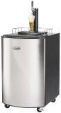 Nostalgia KRS2150 Full Size Kegorator Draft Beer Dispenser, Stainless Steel