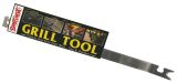 Bayou Classic Combination Stainless Steel Grill Scraper & Lifter