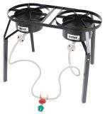 Bayou Classic Double High Pressure Propane Burner Cooker