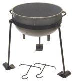 Bayou Classic CI-7430 Jambalaya Pot - 30 Gallon