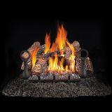 "GL24NE Napoleon Vented Gas Logs, 24"" Natural Gas, 60k Btu"