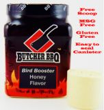 Butcher BBQ 12oz Honey Chicken Bird Booster