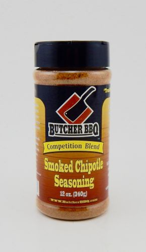 Butcher BBQ 12oz Smoked Chipotle Rub