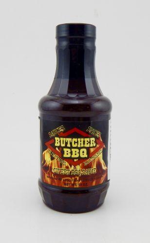Butcher BBQ 18oz Sweet Sauce