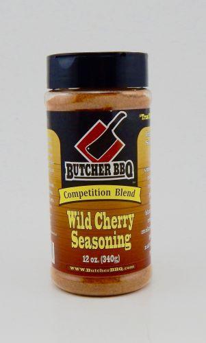 Butcher BBQ 12oz Wild Cherry Rub