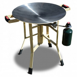 "24"" FireDisc Shallow Cooker - Desert Tan"
