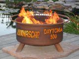 Patina F254 Nascar Daytona 500 Fire Pit