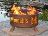 Patina F470 University of Memphis Fire Pit