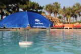 Pool Buoy Original-Atlantic Blue Floating Umbrella