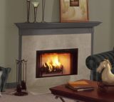 """36"""" Open Hearth Intellifire B-Vent Gas Radiant Fireplace - NG"""