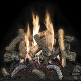 "18"" Cascade Char Stack Logs w/Elec. Variable Ignition Burner - NG"