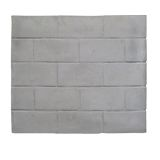 """40"""" Universal Fireplace Replacement Refractory Panel"""