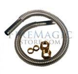 """15.5"""" Tube with Fittings for Regal 1 and Double Side Burners"""