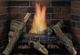 LS42FP Fireplace Log Set, Ceramic Fiber, 6-piece - LOGS ONLY