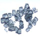 "Tretco 1492-1 Slate Grey Fire Glass Crystals - 1/4"""