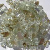 "Tretco 1599-5 Golden Reflective Arctic Flame Glass - 1/2"""