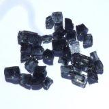 "Tretco 1498-1 Black Fire Glass Crystals - 1/4"""