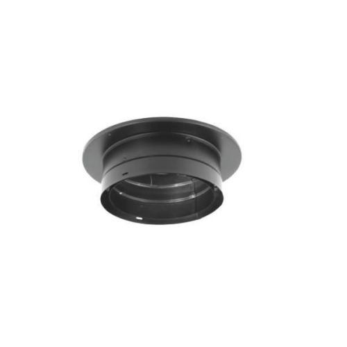 """DuraVent DVL 8"""" Double-Wall Adaptor Chimney with Trim"""