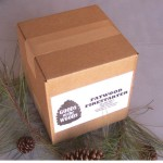 15LB. Fatwood Bulk In Corrugated Box