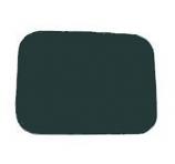 """30"""" x 42"""" Green Rectangular Grill Mat"""