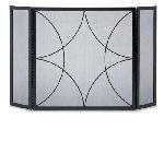 3 Panel Forged Diamond Screen-Black