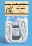 1/2'' x 7 ft. Gasket Kit With 2 oz. Cement