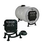 Vogelzang Standard Barrel Wood Stove Kit