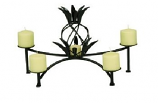 Hospitality Candelabra with Votive