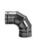 3'' 90 Degree Elbow for Selkirk Pellet Chimney