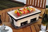 HotSpot Large Yakatori Charcoal Clay Grill by Well Traveled Living