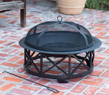 """30""""� Portsmouth Fire Pit"""