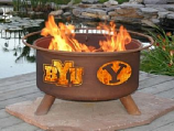 BYU Fire Pit