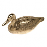 Brass Duck Steamer, 1 Qt.