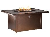 "23"" Northern Firelights Patio Fireplace Table with Tile"