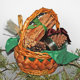 Small Woven Basket Sampler