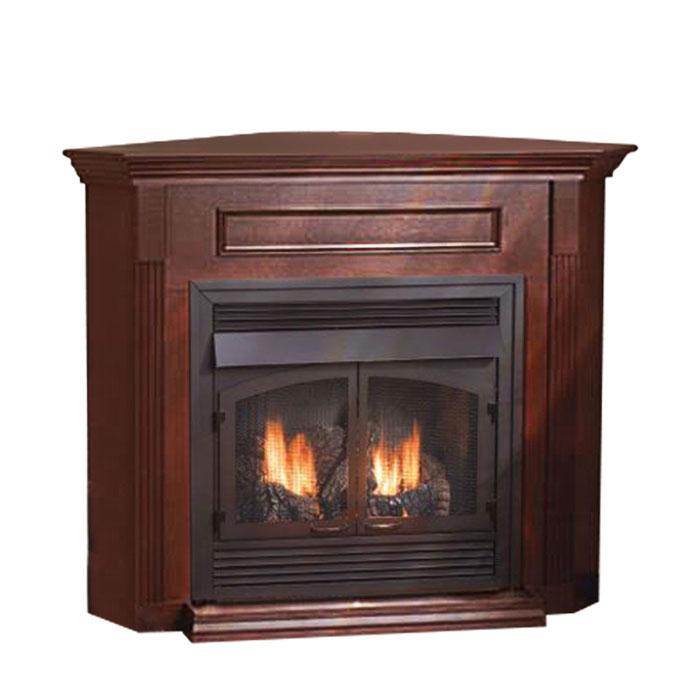 Standard Corner Cabinet Embc11sc Fireplace Mantels