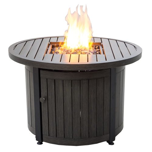 Uniflame Gad15401sp Outdoor Model Gad15401sp Fire Pit Tables