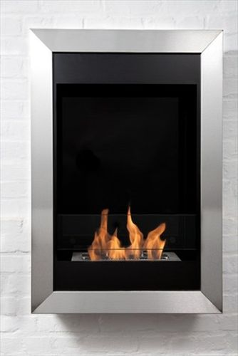 Wall mounted Bio ethanol fireplace Gel Fuel Fireplaces