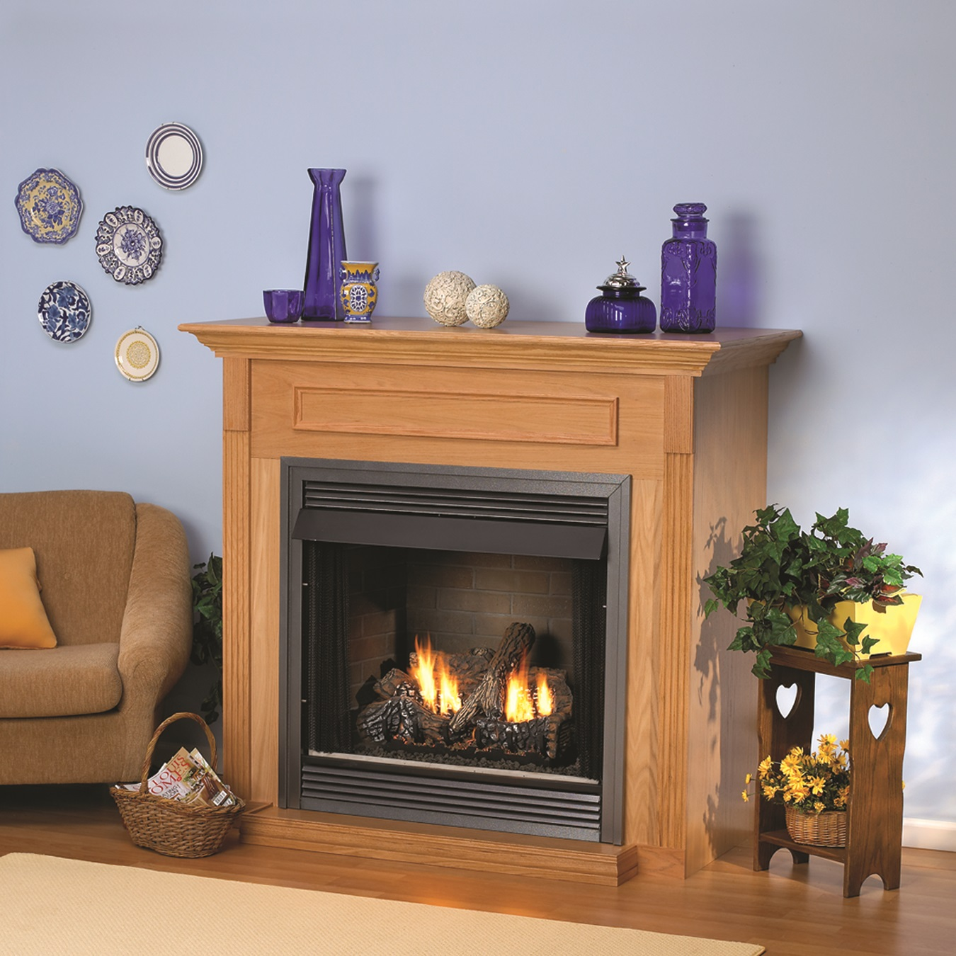 Chimney Trim Kit ~ Trim kit fireplace and hearth