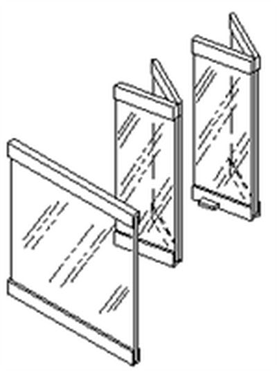 Platinum Bi Fold Dc36lrlsrs Fireplace Doors