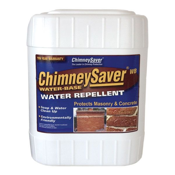 Water-Base Chimneysaver Water Repellent 3 Gallon Container 24305