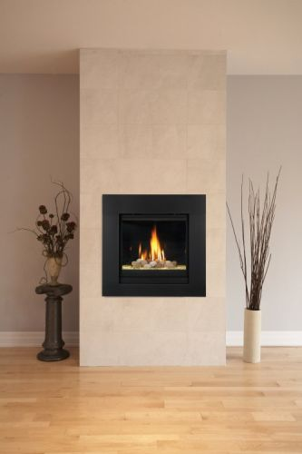 Contemporary Flush Face CFFBL400   Fireplace Surrounds